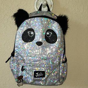 Justice Panda Backpack